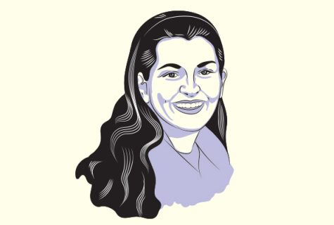 Illustration of Mikaila Smith.