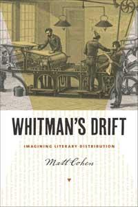 Book cover for Whitman's Drift.