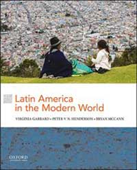 Book cover for Latin America in the Modern World.
