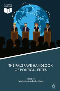 Book cover for The Palgrave Handbook of Political Elites.