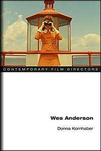 Book cover for Wes Anderson.