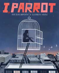 Book cover for I, Parrot.
