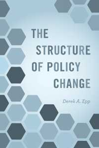 Book cover for The Structure of Policy Change.