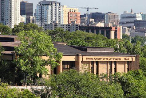 The Housing Authority of the City of Austin (HACA) headquarters, Austin, Texas.