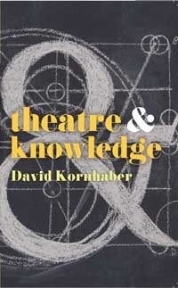 Book cover for Theatre & Knowledge.