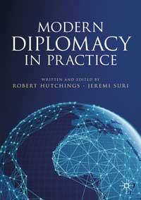 Book cover for Modern Diplomacy in Practice.