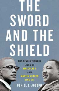 Book cover for The Sword and the Shield.