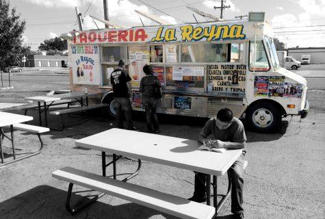Taqueria La Reyna Taco Truck