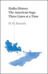 Haiku History: The American Saga Three Lines at a Time book cover.
