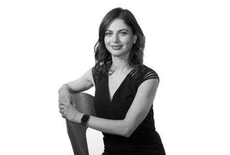 Portrait of Bianna Golodryga.