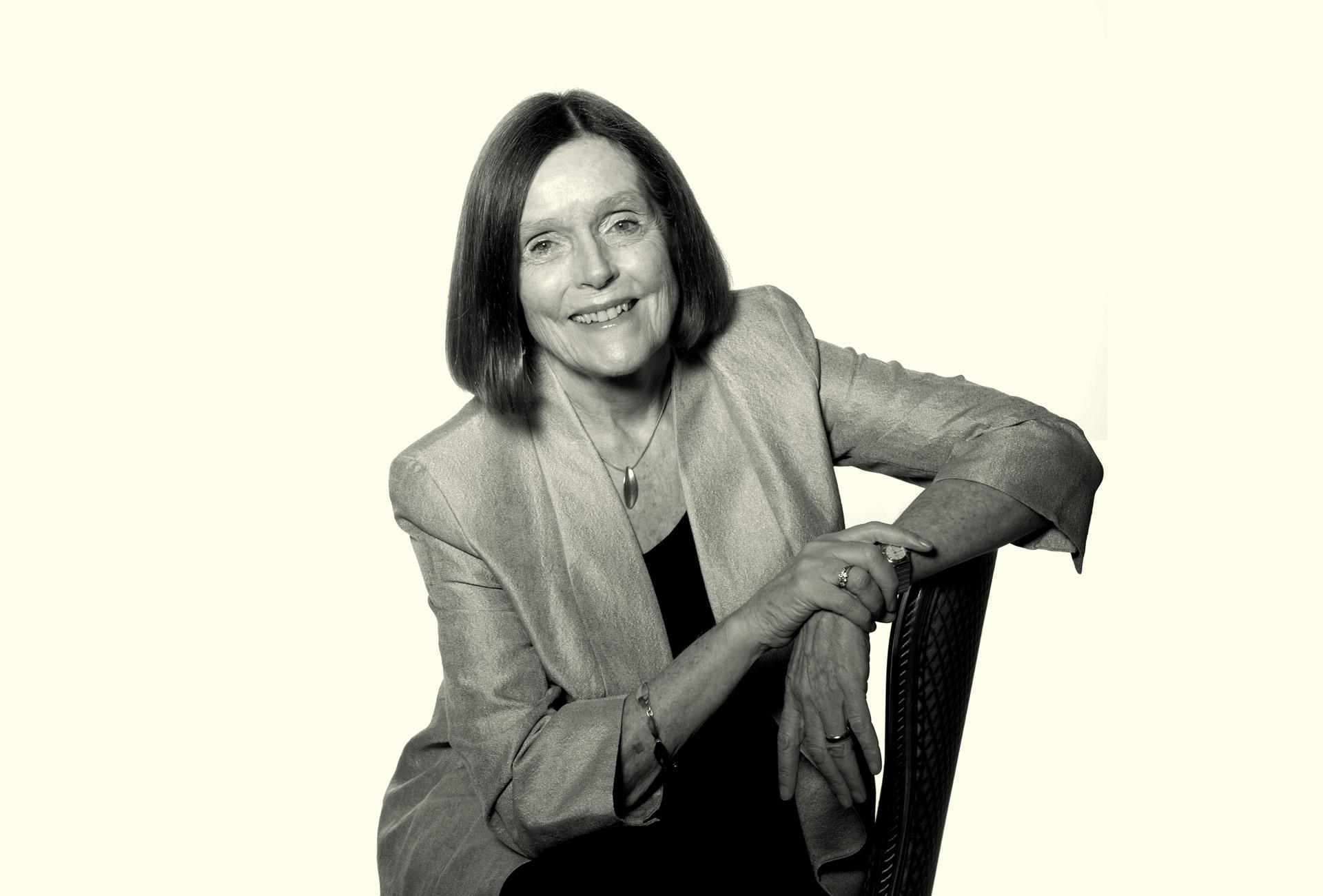 Portrait of Elizabeth Cullingford.