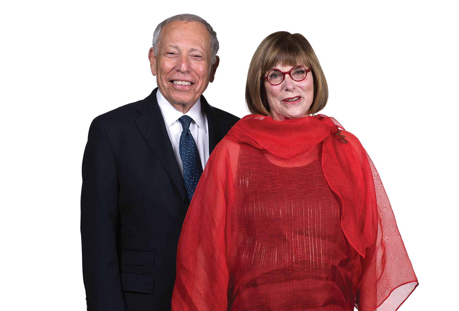 Jeanne and Michael Klein