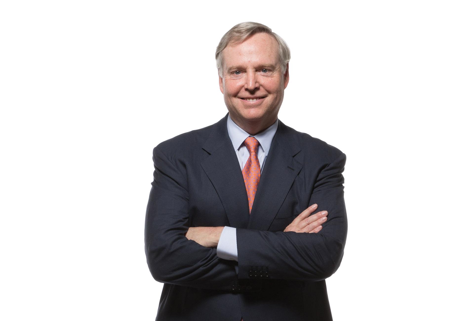 Portrait of Robert Dedman Jr.