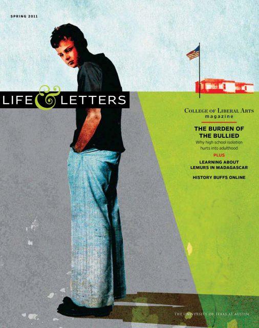 Spring 2011 L&L cover