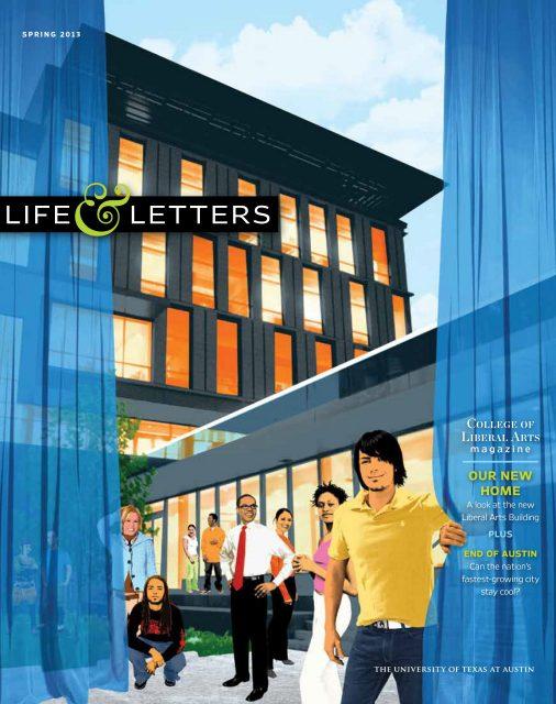 Spring 2013 L&L cover