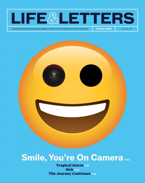 Winter 2018 cover of Life & Letters