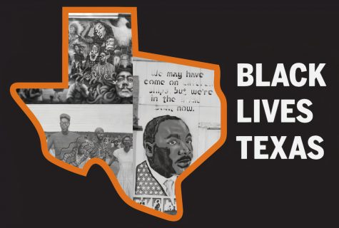 Black Lives Texas logo