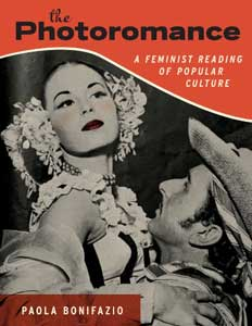 "Book cover for ""The Photoromance: A Feminist Reading of Popular Culture."""