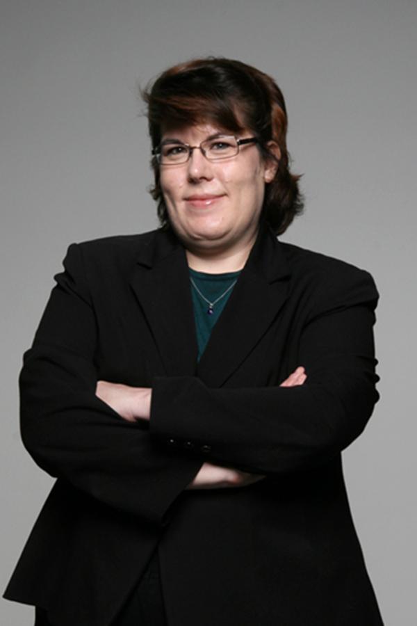 Portrait of Shannon Bow O'Brien.