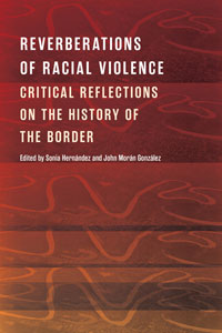 """Book cover for """"Reverberations of Racial Violence."""""""