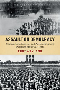 """Book cover for """"Assault on Democracy."""""""
